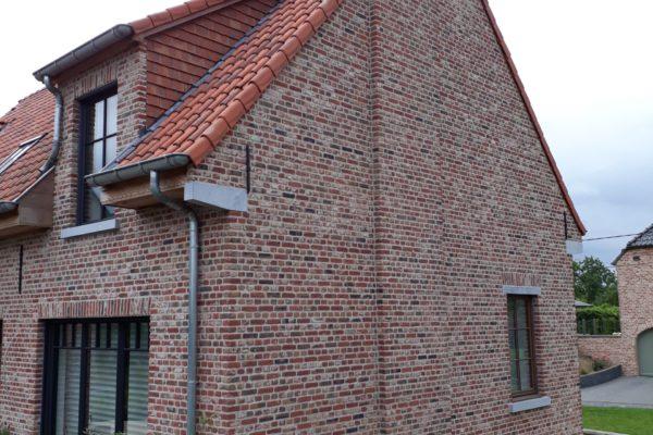 Antwerps klompje, Adres is Molenstraat 5d, Herfelingen