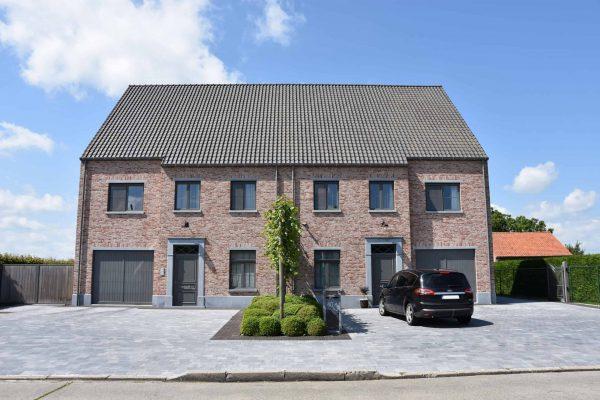 Kempisch klompje - Nieuwstraat 40 en 40a - Lembeke (1)